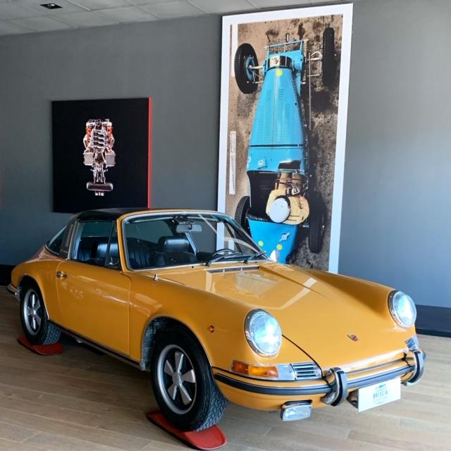 Porsche 911 2.0 targa Image